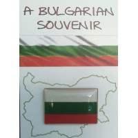 Значка български трикольор