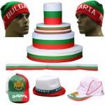 Трикольорни ленти и шапки