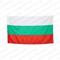Знаме на България 90/150 см. за външни условия