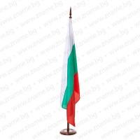Интериорна стойка за знаме за зала