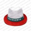 Шапка тип бомбе с надпис Bulgaria