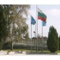 Пилон за знаме стандартен тип флаг