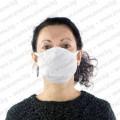 Предпазна трислойна маска за лице със защитна мембрана за многократна употреба